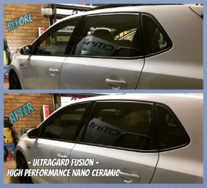 UltraGard Fusion - window tinting price